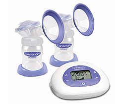 Lasinoh Smart Pump - Breast Pump logo